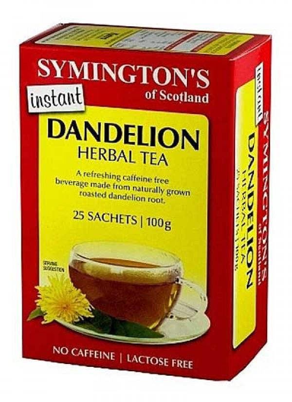 Symington's Dandelion Herbal Tea in Sachets
