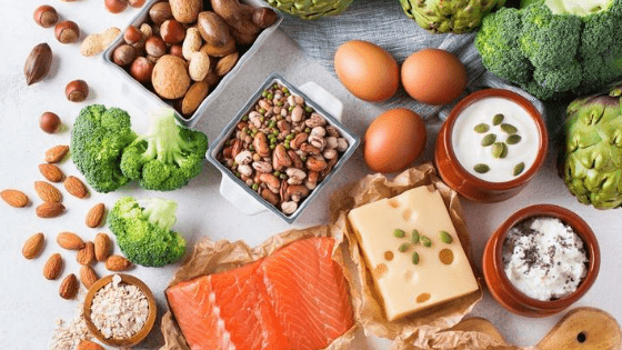 A Balanced Diet for a Healthy Life