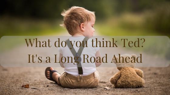 The Journey from birth to childhood to adulthood is a Long Road