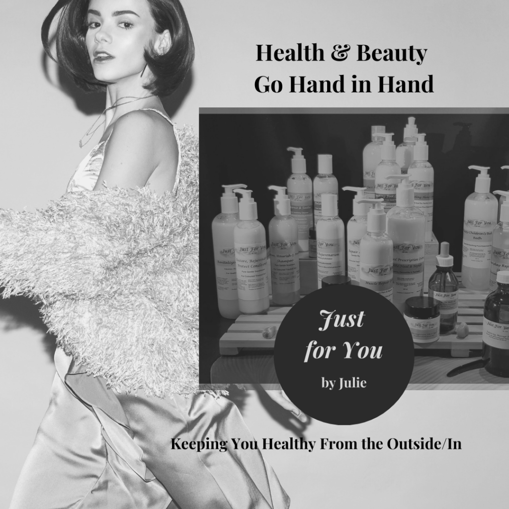 Health and Beauty go Hand In Hand Visit our Online Store Today!