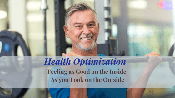 The First Steps to Mastering a Life of Optimal Health, Happiness & Vitality begins with our Health Optimization Membership