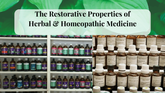 Learn more about the Healing Powers of Herbal & Homoepathic Medicine