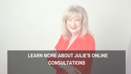 Learn More about Julie's Online Consultations
