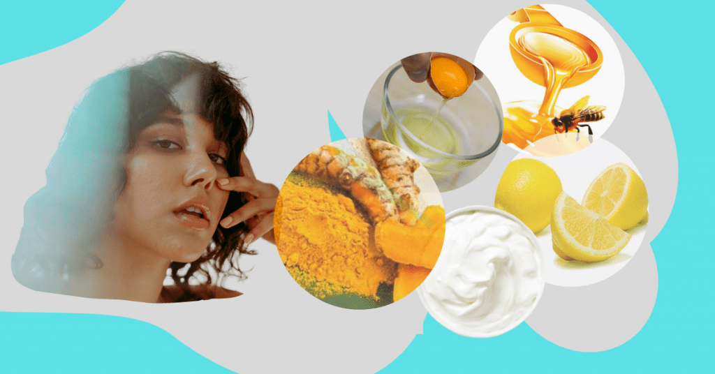 Care for Yourself Naturally: Turmeric Face Mask for Healthy, Glowing Skin
