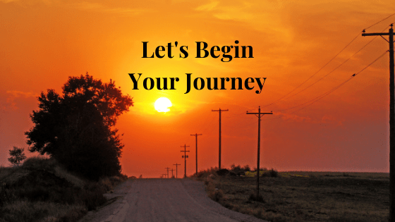 Let's Begin your Journey to Optimal Health, Happiness & Vitality