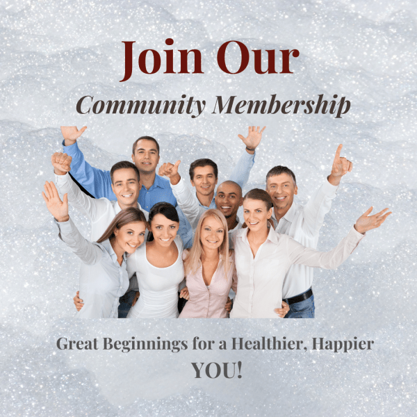 Join our Community Membership Program