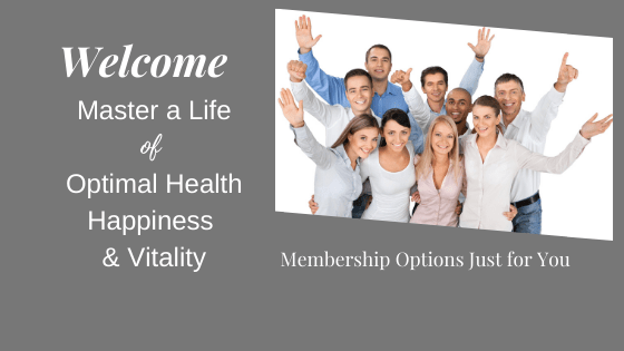 Membership Level Options to Build the Life That you Deserve