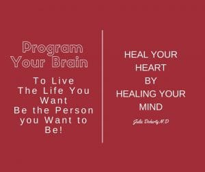 Heal your Heart by Healing Your Mind